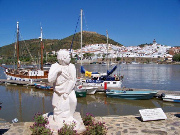 Alcoutim Smuggler Statue