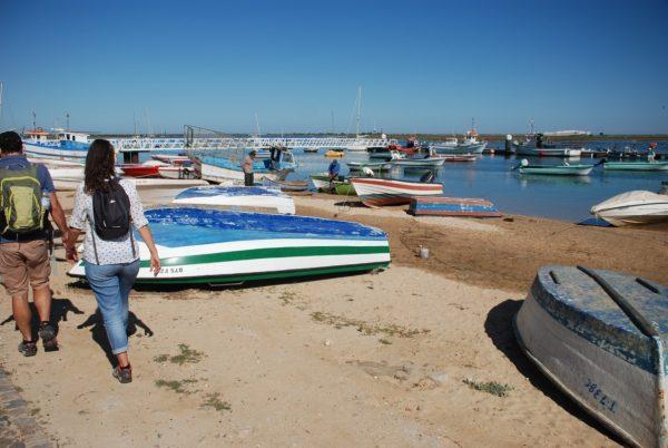 Beautiful Cabanas Village walk