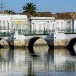 Tavira peaceful coastal town on the East Algarve.