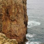 cliffs in Sagres