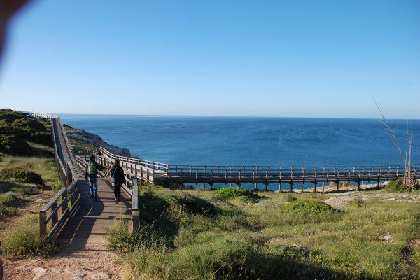 Self-guided walk West Algarve
