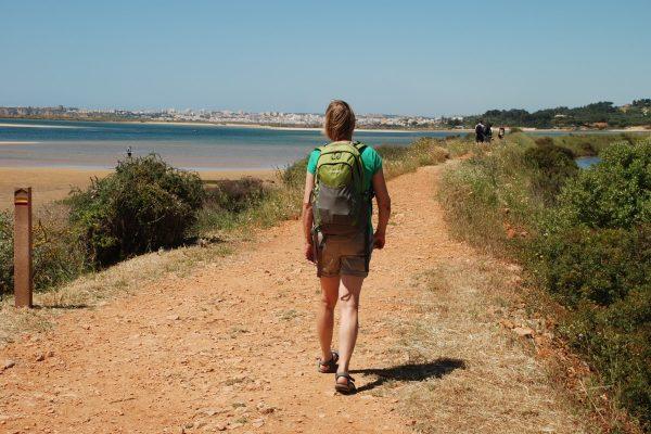 Self guided walk West Algarve