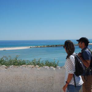 Wandern in der Ostalgarve Küste