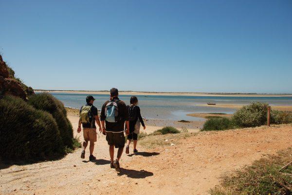 Walking_West Algarve Alvor