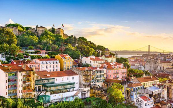 appreciate the coolness of Lisbon