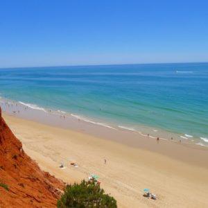 Vilamoura is a glamorous beach resort
