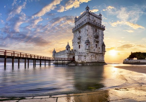 Belem Tower, Lisbon Portugal