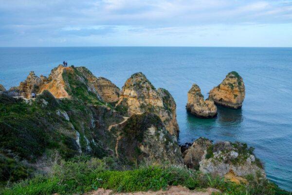 Walking holidays Algarve Ponta da Piedade Lagos