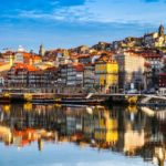 Porto - Rio Douro has a wonderful atmosphere.