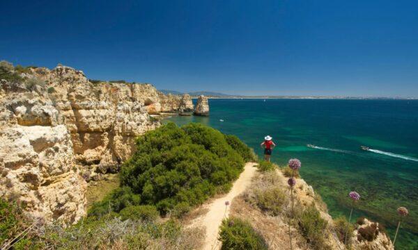 West Algarve has a wild Atlantic coast