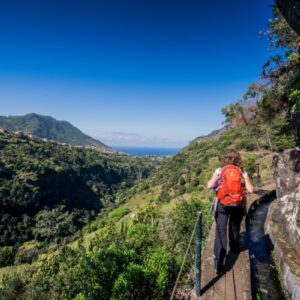 Madeira Island has a wealth of walking