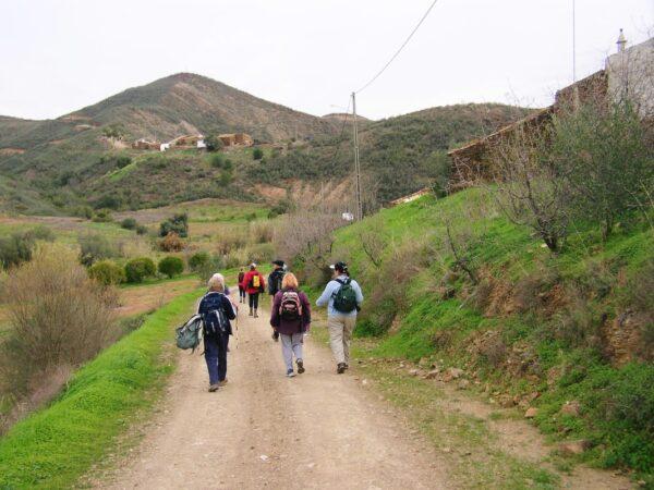 East algarve walking holidays