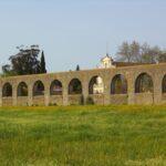 Evora acqueduct