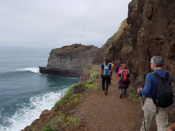 Madeira seaside walk