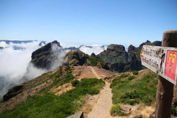 Madeira, known as the garden Island is a dream walker's destination