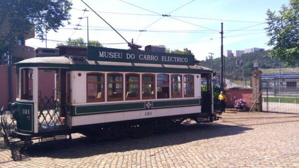 Museu do Carro Electrico Porto