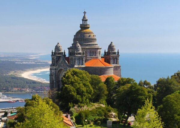 """Viana do Castelo, known as the """"Pearl of the North"""""""