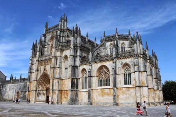 UNESCO World Heritage Batalha Monastery Portugal